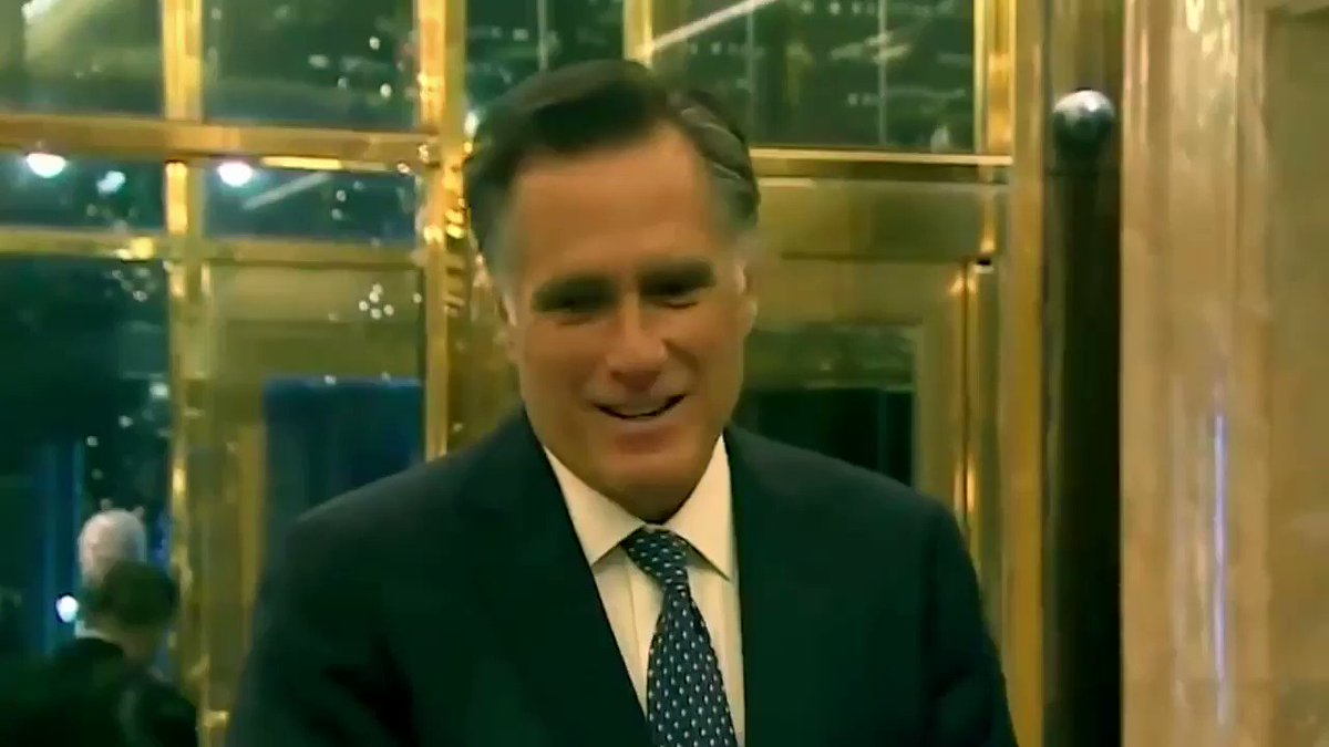 Remember when Mitt Romney kissed @realDonaldTrump butt when interviewing for Secretary of State?   Thank god @POTUS knew better! Mitt has always been all about himself and will say and do anything to get elected!  Rt if you think Mitt is pathetic !
