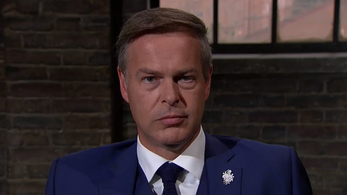 ONLY one day to go until BRAND NEW #dragonsden begins. @dragonjones ht...