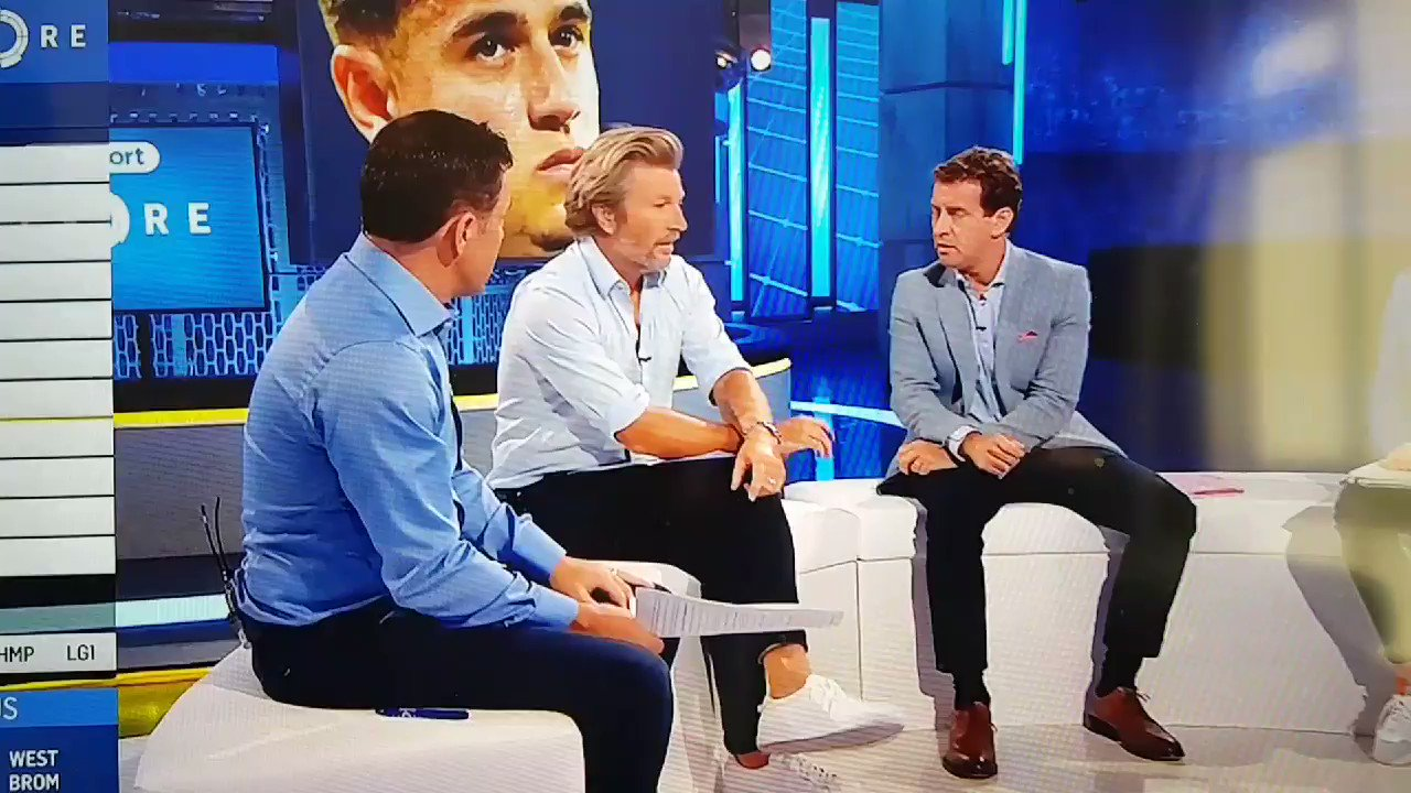RT @joshyski: every week all i see on @btsportfootball is @RobbieSavage8 arguing 😂😂😂 https://t.co/PnqKY26VJF