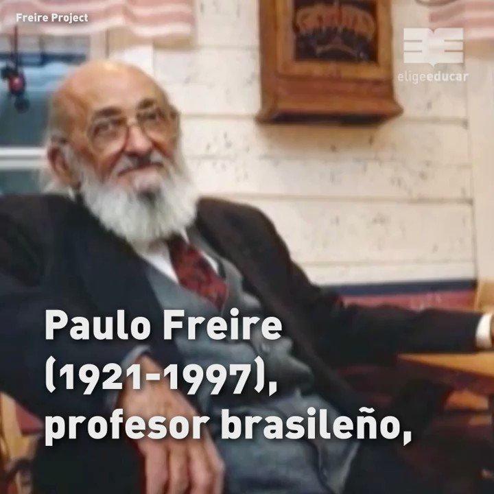 Esta es la historia de la historia de Paulo Freire