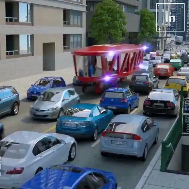 The gyroscopic emergency transport of the future. #Smartcity #Drone #Robotics #AI #BigData #Tech #Technology #FutureOfWork #FireService #Innovation @CISGroupUK cc @MikeQuindazzi @jblefevre60 @Paula_Piccard @mvollmer1 @kuriharan @godfrey_rono @CitizenEdgar