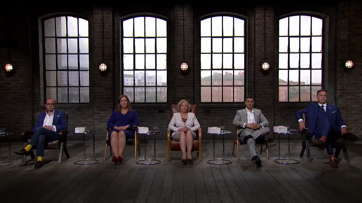 We're in. Are you? #dragonsden @DeborahMeaden @dragonjones @toukersule...