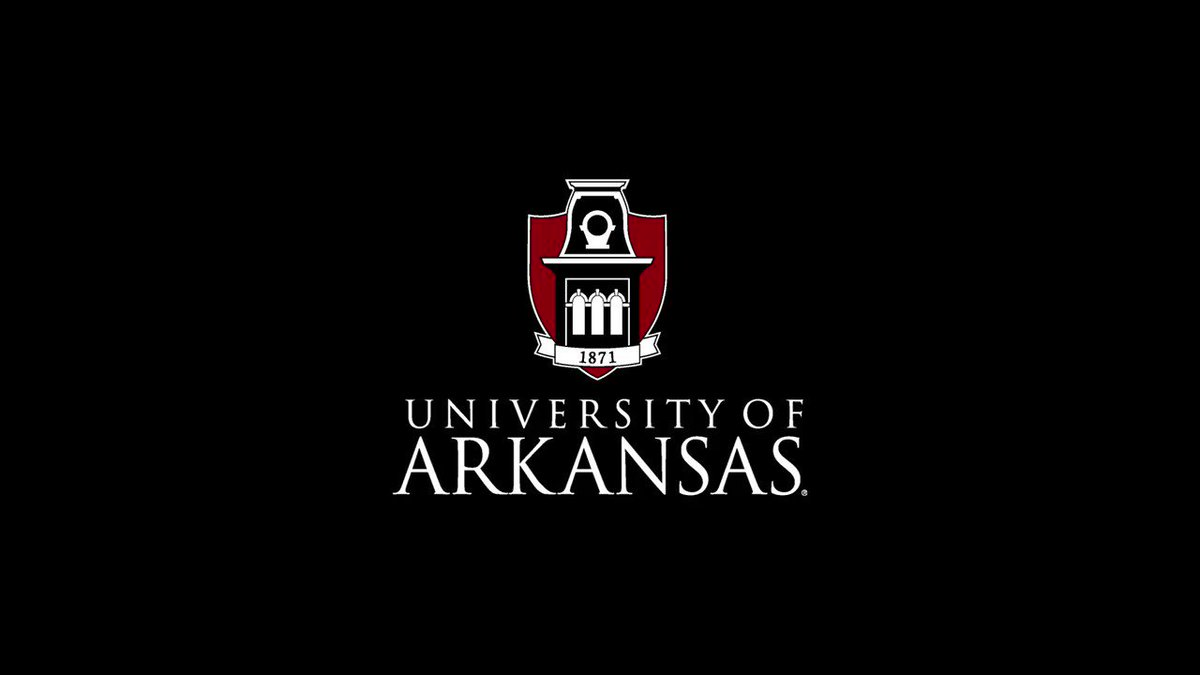 Happy first day of classes, #UARK! Let's make this semester a great on...