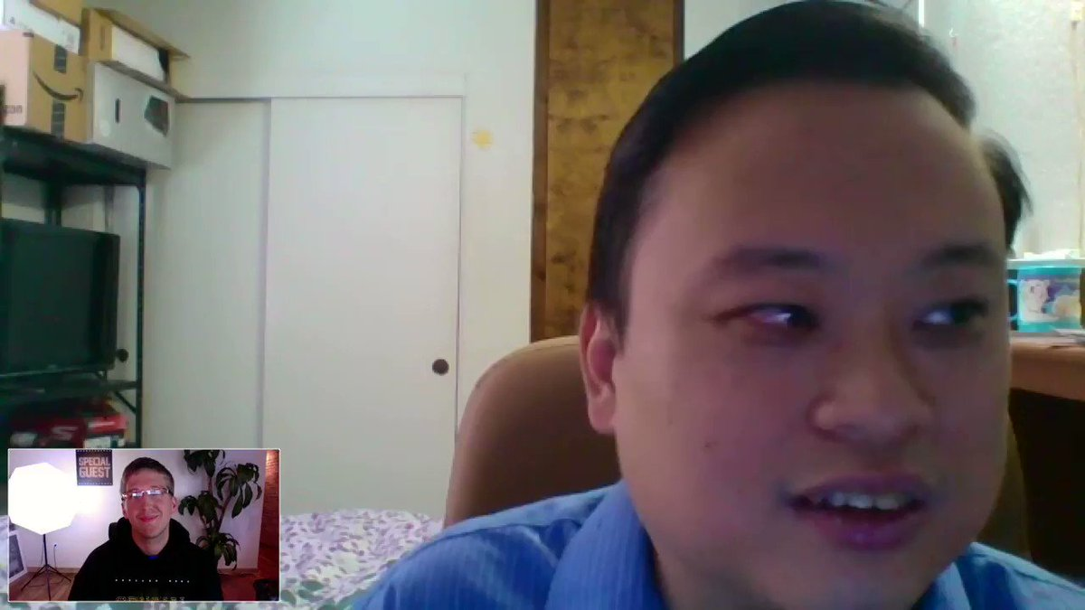 Retweeted LSEO (@LSEOCom):  Yes, THAT William Hung! :) #SpecialGuestApp  https://t.co/t2jCT6QlJk