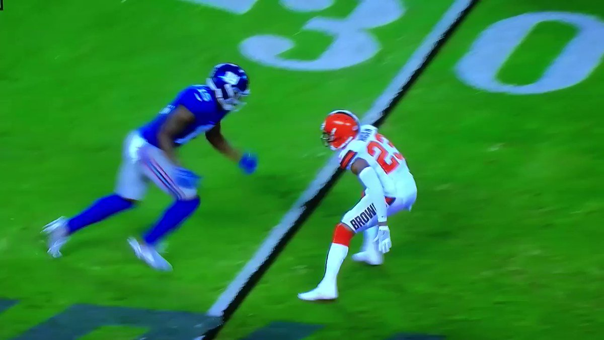 #Browns safety Jabrill Peppers gave #Gia...