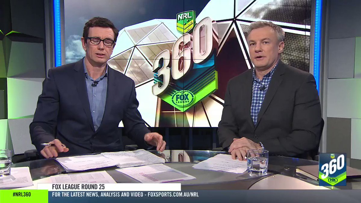 Have a question for #NRL360 host Paul Kent? Send them in using #AskKenty.