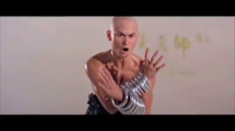 Happy Birthday to a true fighter on and off screen Gordon Liu