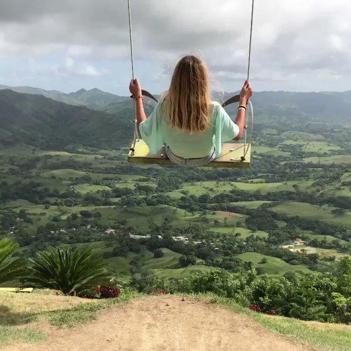 #république #dominicaine #punta #cana #vacances #paysages #balançoire