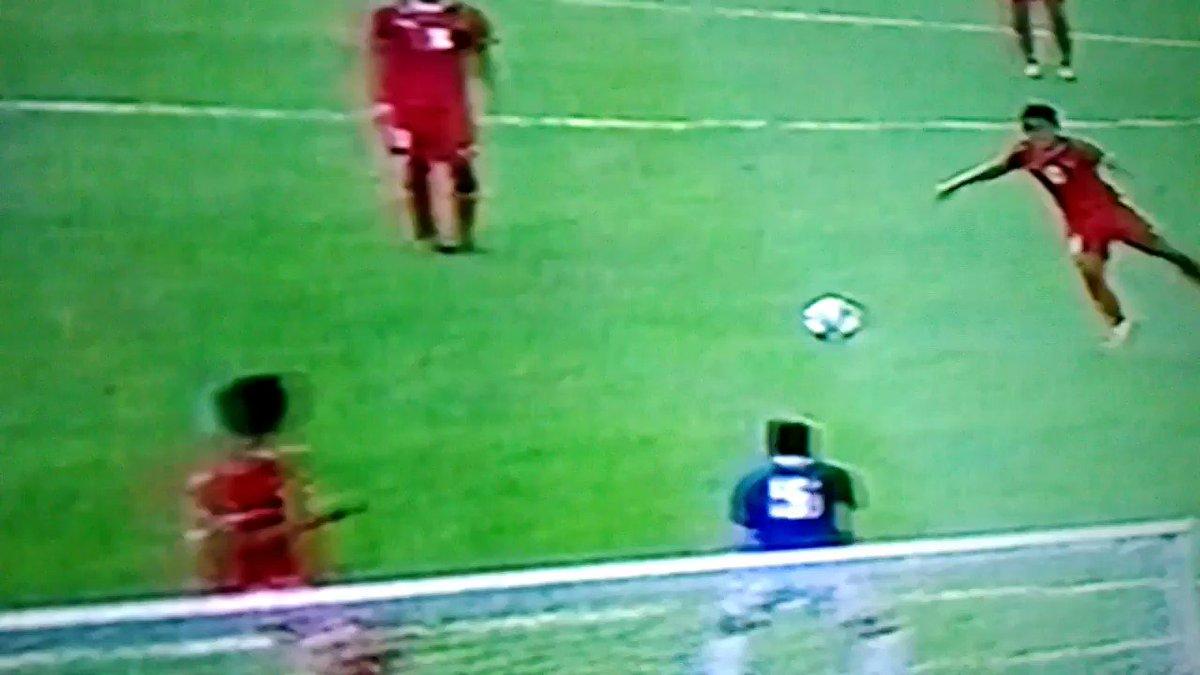 Gol Febri, Luar Biasa Keren. #AyoIndones...