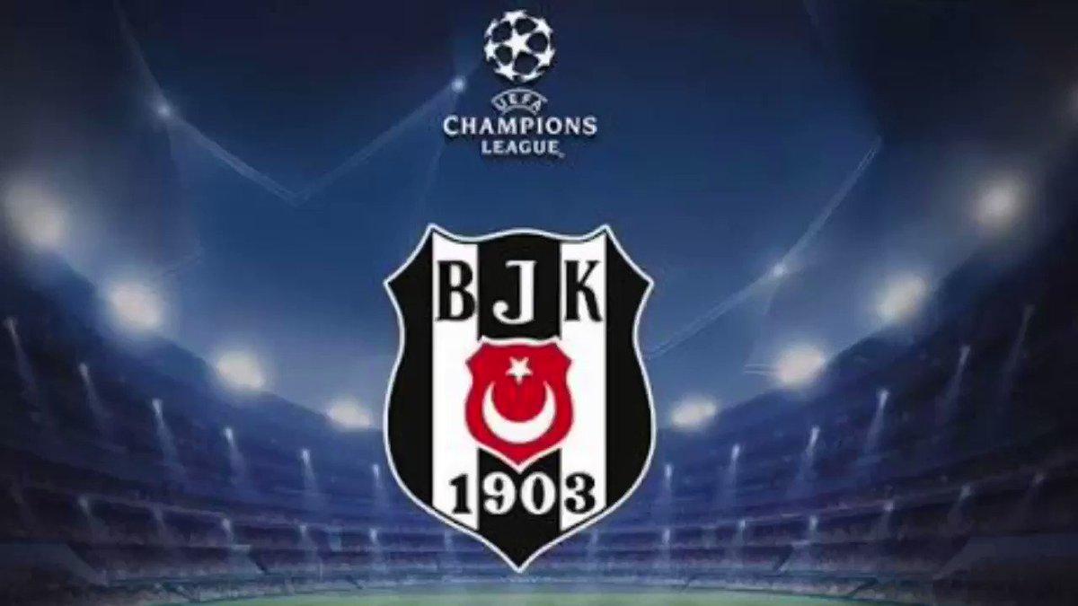 Biz Hazırız @ChampionsLeague 💪🏻  🦅@Besik...