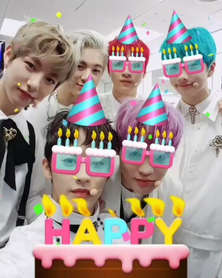 Happy 1st Anniversary #NCT_DREAM 🎉🤴🎁  #1...