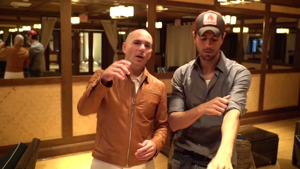 . @Pitbull see you soon!!! #EnriquePitbullTour #PitbullEnriqueTour #Dale  Tickets @  https://t.co/YfyhIIY7do https://t.co/Chjqz8eylW