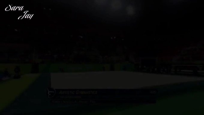 "Watch me in Rio 2016 Olympics🎊🏆 ""Sara Jay Wins Gold at Rio 2016 Olympics"" https://t.co/nEg4f23KRk https://t"
