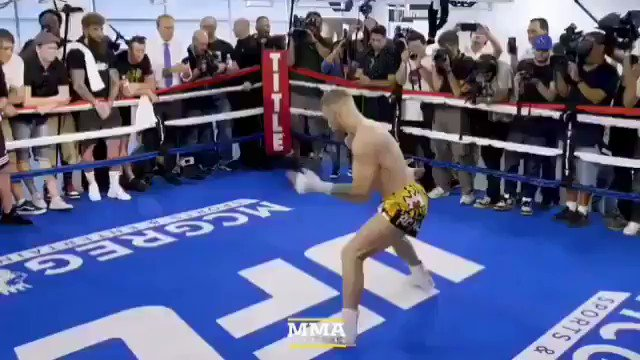 This #McGregor edit is pretty incredible: https://t.co/viUGTgmtrJ