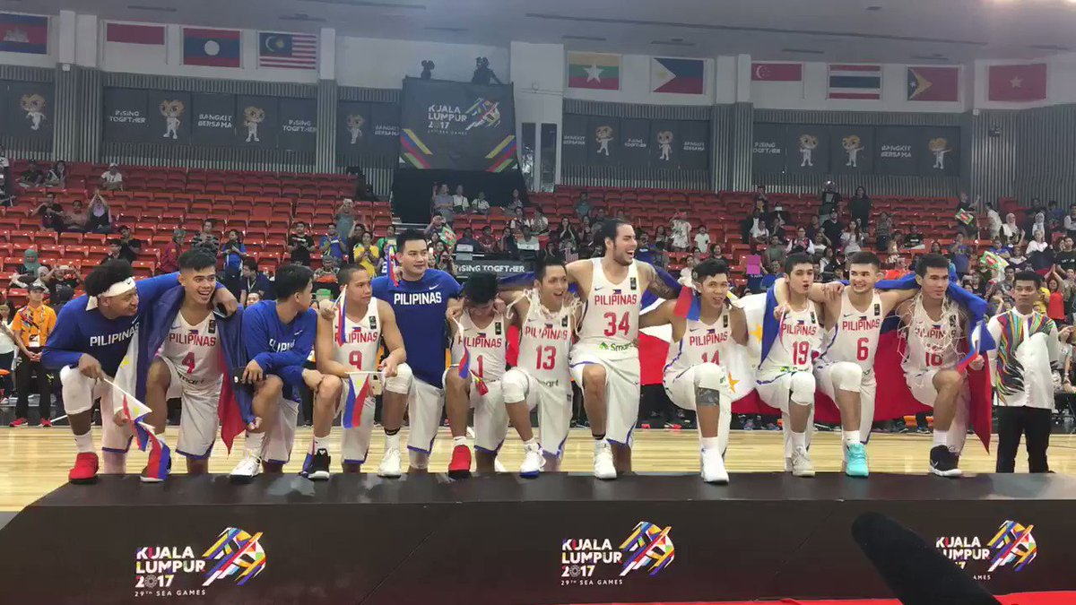 SEA Games CHAMPS https://t.co/SifQHcx2WL