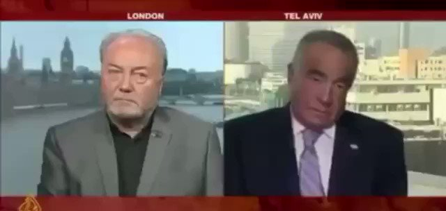 George Galloway leaves a Zionist speechless. https://t.co/ZC8MZQr4oL