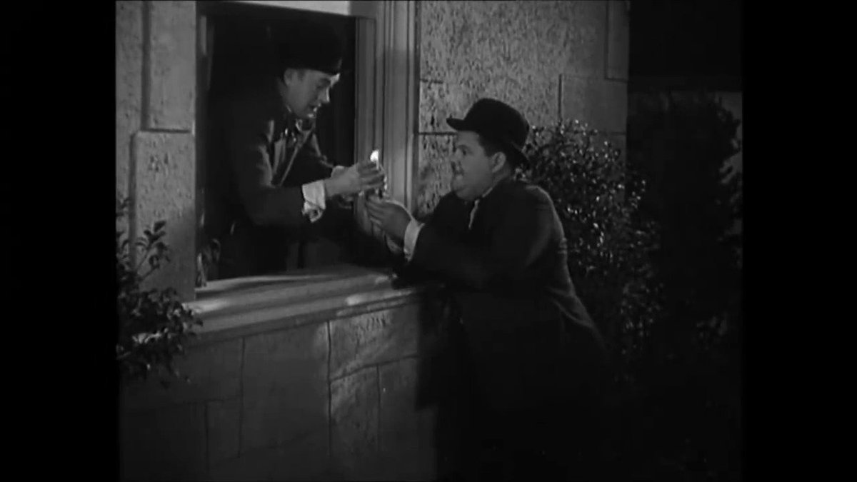 Night Owls #LaurelAndHardy