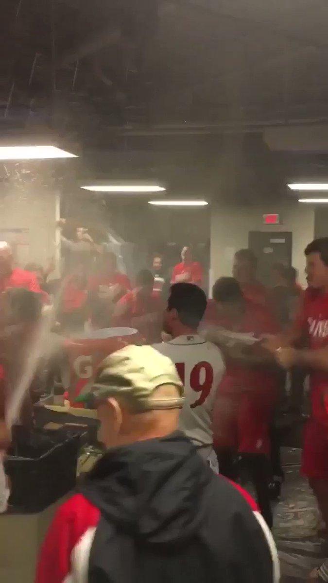 IL West Division Champions #RollTribe https://t.co/MhJzTD0U3u