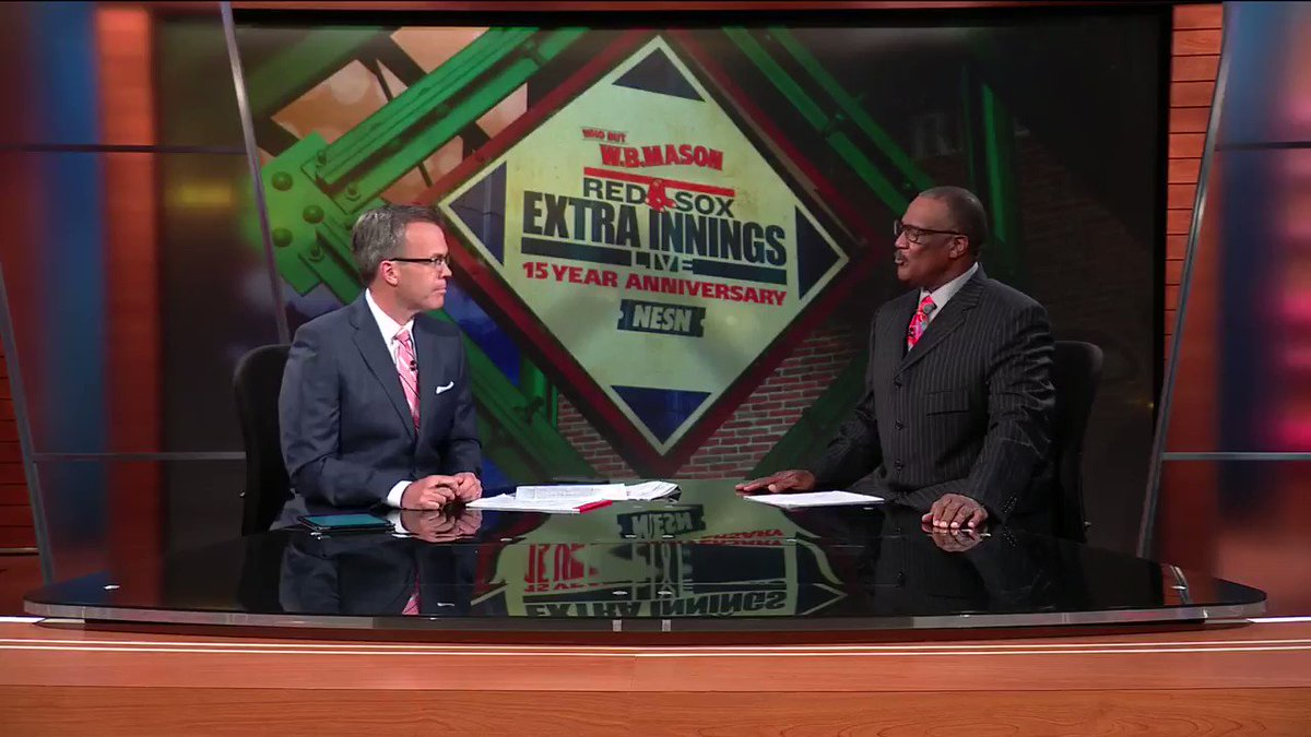 CC Sabathia complained about the #RedSox bunting in the 1st. Jim Rice responded on @NESN https://t.co/fiZAvzXygM