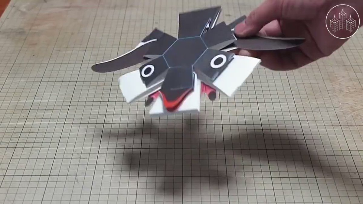 Japanese designer Haruki Nakamura creates playfully interactive paper toys https://t.co/pMviz3h84X https://t.co/uto1T6X3Xi