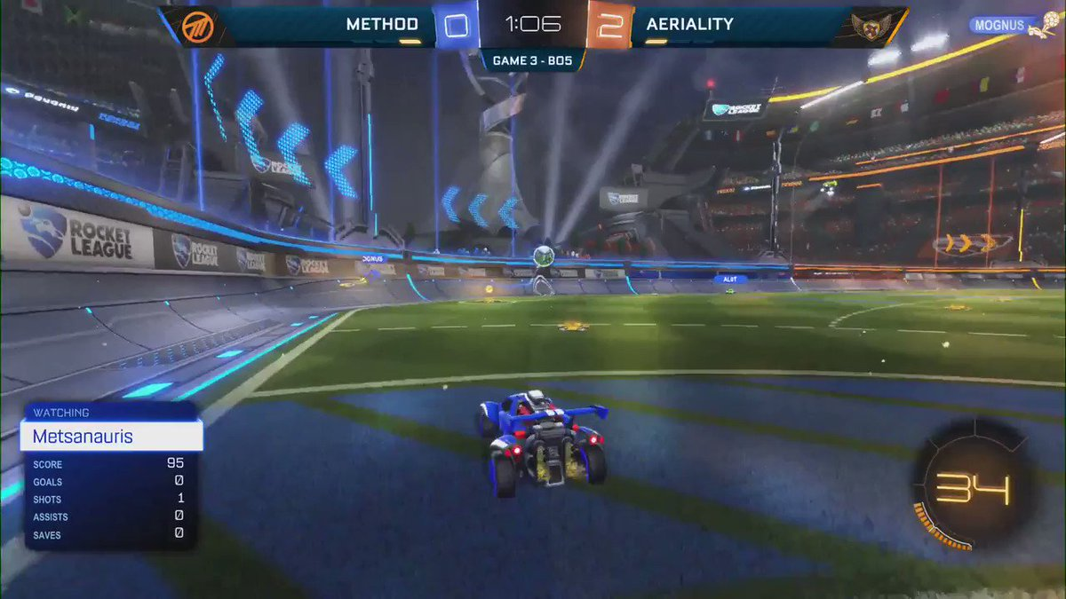 "Rocket League on Twitter: ""High level RL plays and a ..."