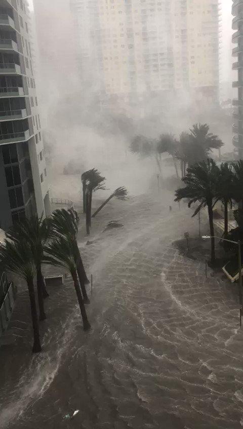 RT @Breaking911: The Scene In Downtown Miami https://t.co/Uq6F5SDD1c