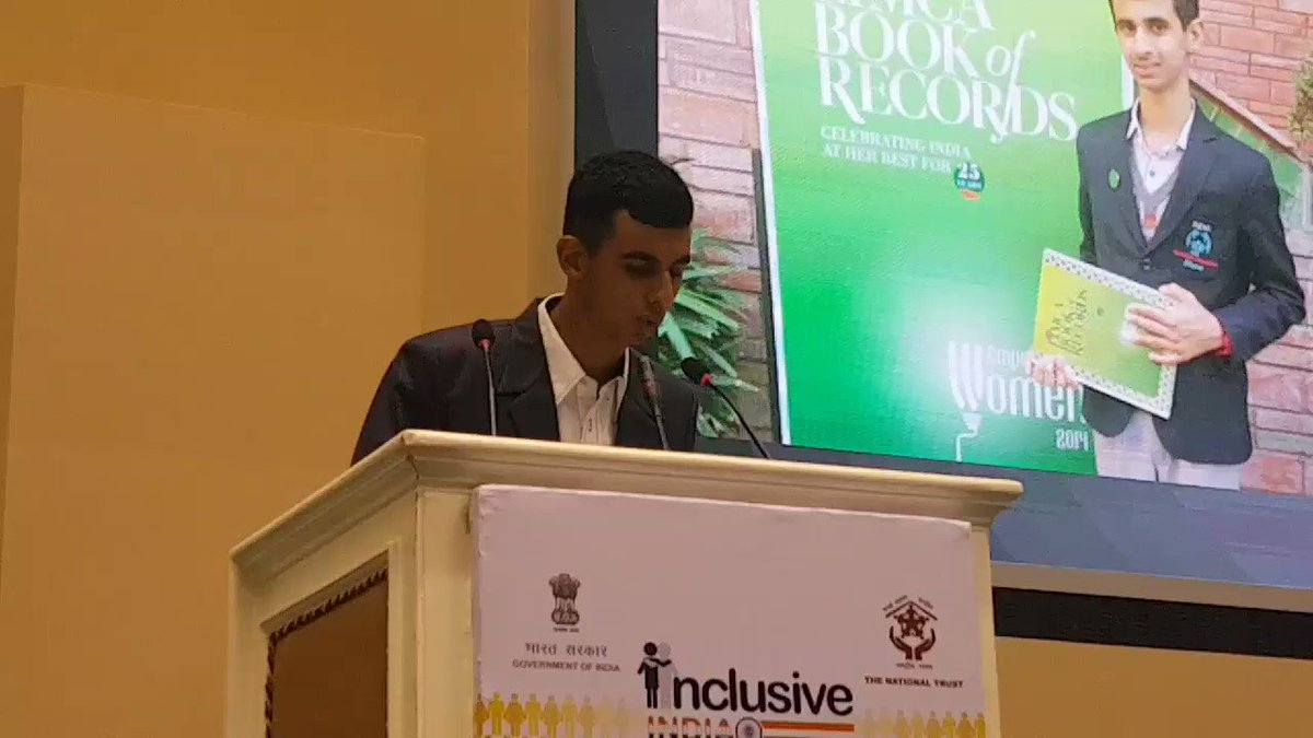 Inclusive india on twitter ranveer saini golfer with autism inclusive india on twitter ranveer saini golfer with autism sharing his journey with audiences at inclusive india summit 2017 altavistaventures Choice Image