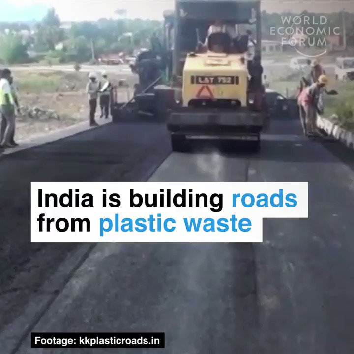 Rolling down the plastic highway. Read more: https://t.co/rfFDNeWPvF https://t.co/eI6cczqulo