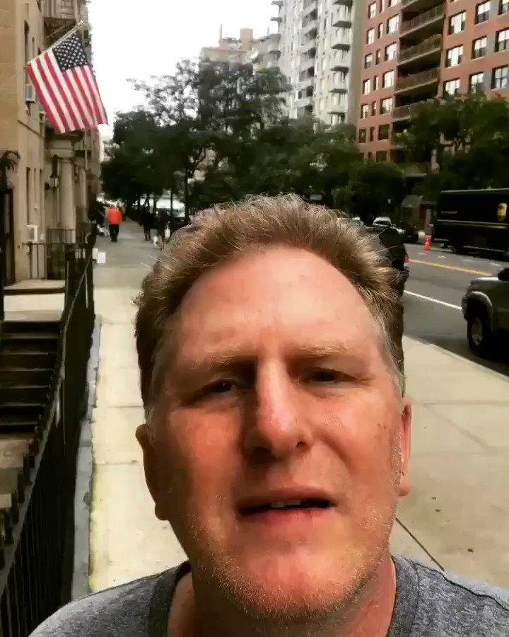 MichaelRapaport on Twitter