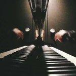 フクロウの声が聞こえるのピアノソロ。「孤高と共働が一緒にある世界」の扉がバーン!と開くイメージです🎹…