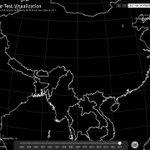北朝鮮ミサイル実験ビジュアライゼーションを作った。1984年からの115回に及ぶ飛行データを3Dで表…