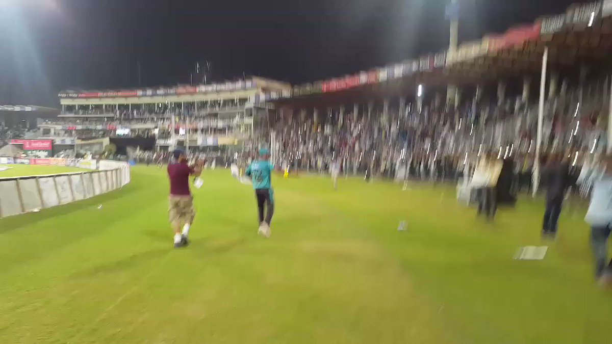 Hasan Ali the crowd puller