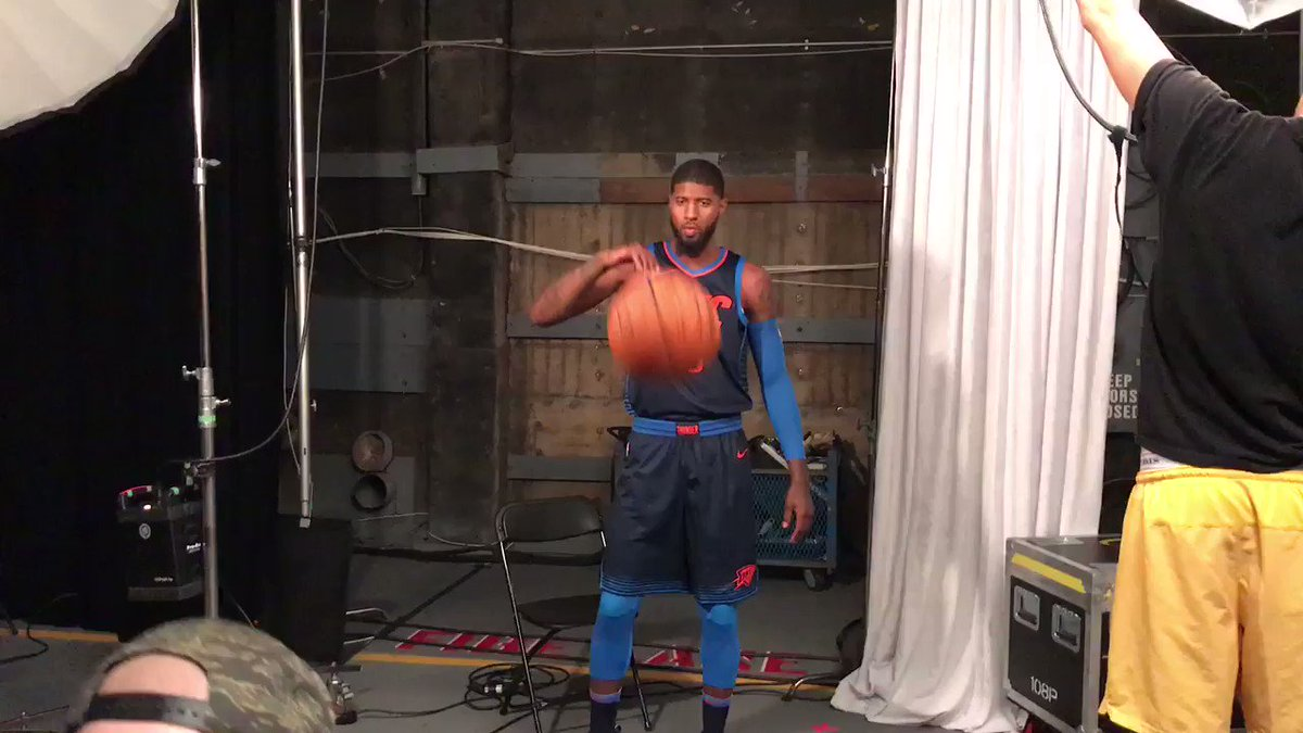 #NIKExNBA   @Yg_Trece of the @okcthunder! https://t.co/m2hhERHFin