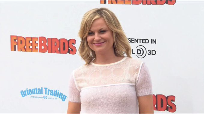 Amy Poehler turns 46 today. Happy Birthday!