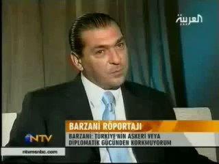 Barzani Türkiye'yi tehdit ediyor !!! htt...