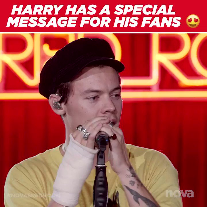 ⏱️ANY MINUTE NOW...⏱️ #NovasRedRoom #HarryStyles