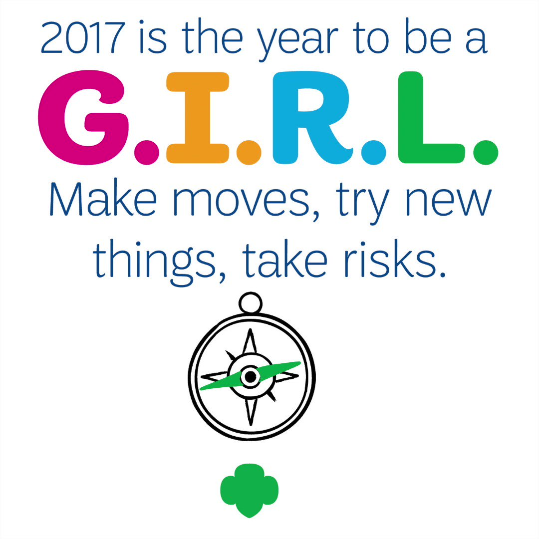 RT @girlscouts: You got this! #MondayMotivation https://t.co/qWeJIqvc4O