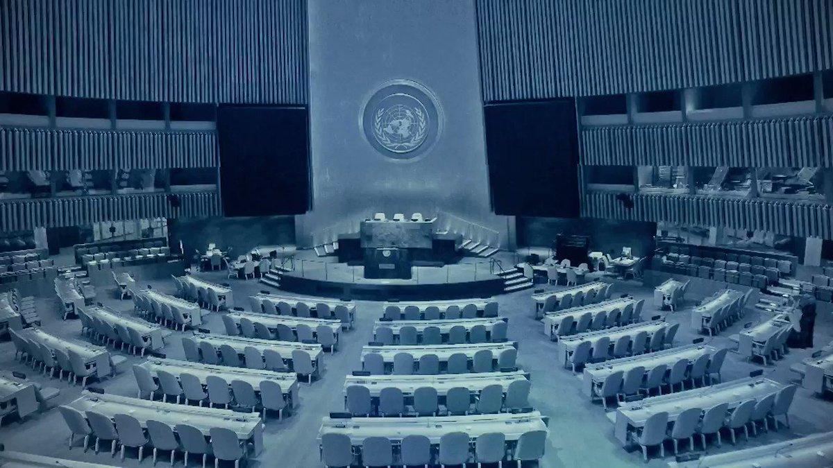 .@antonioguterres discussed @UN reforms w/ @POTUS. Here's what happened @UN Today.  #UNGA https://t.co/Xi68Gtw9Y4