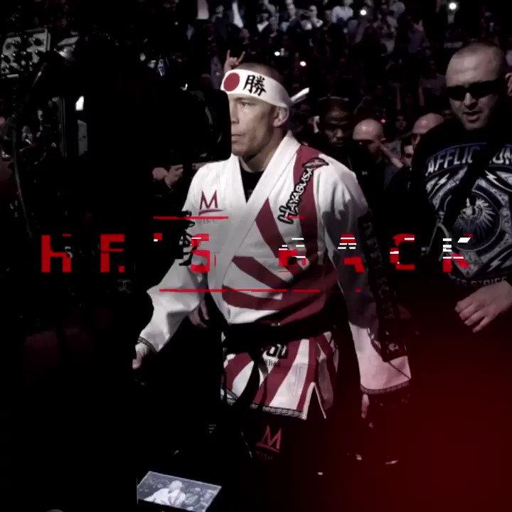 3️⃣ Title fights 2️⃣ Former teammates 1️⃣ Legend returns  #UFC217 �� ⏩ https://t.co/SQYtbvxa1i https://t.co/hmwl9Y5s5C