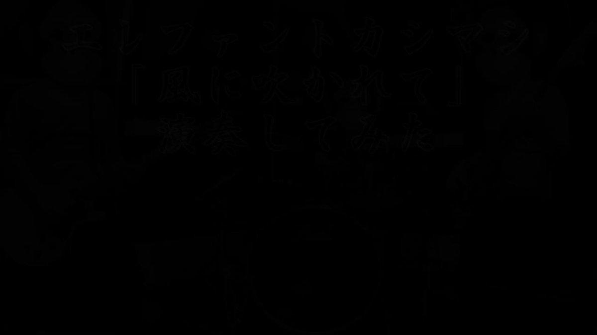 エレファントカシマシ「風に吹かれて」をバンドスタイルで演奏してみた #演奏してみた#弾いてみた#叩いてみた#エレファントカシマシ#エレカシ