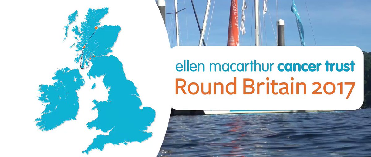 Leg 12 of #RoundBritain2017 saw Elsa, Jasmine, Felix & Chloe take in the picturesque South West coastline from #Dartmouth to #Falmouth