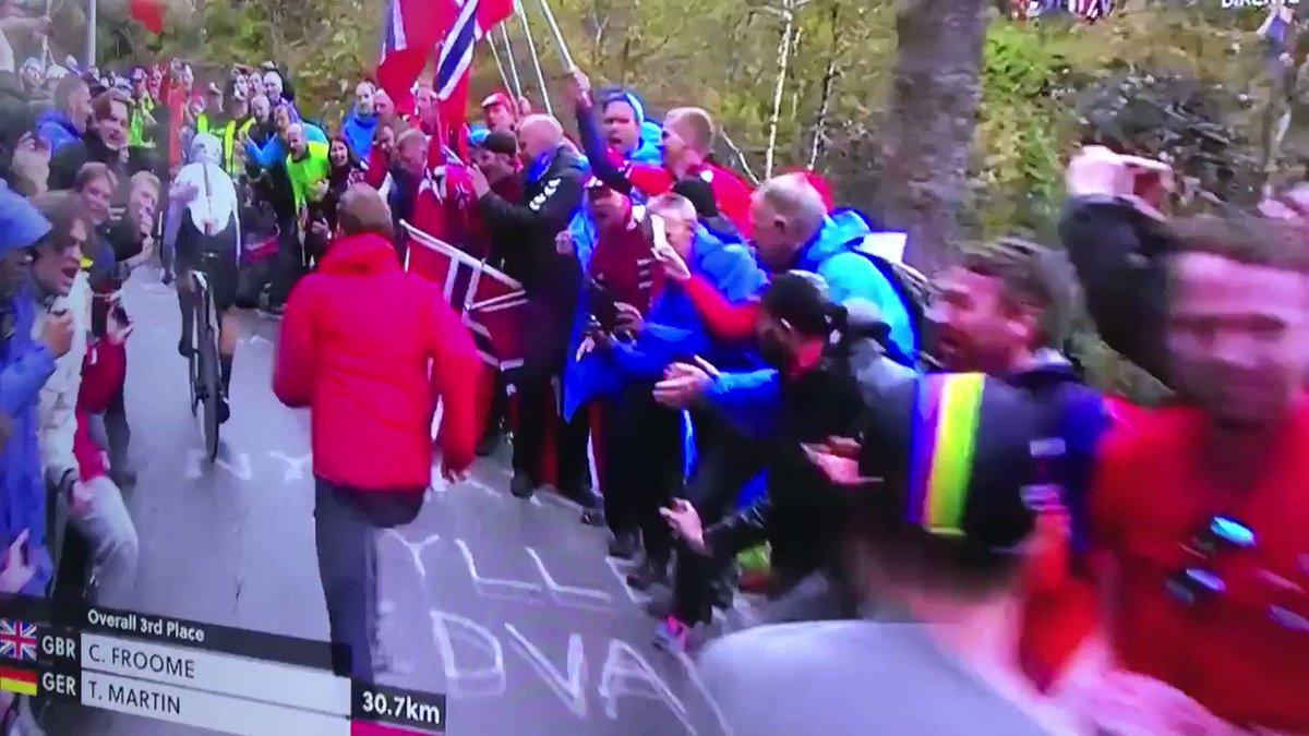 Årets takling #bergen2017