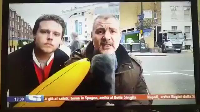 The best Transfer Deadline Day moment of all time 🍌😂😂