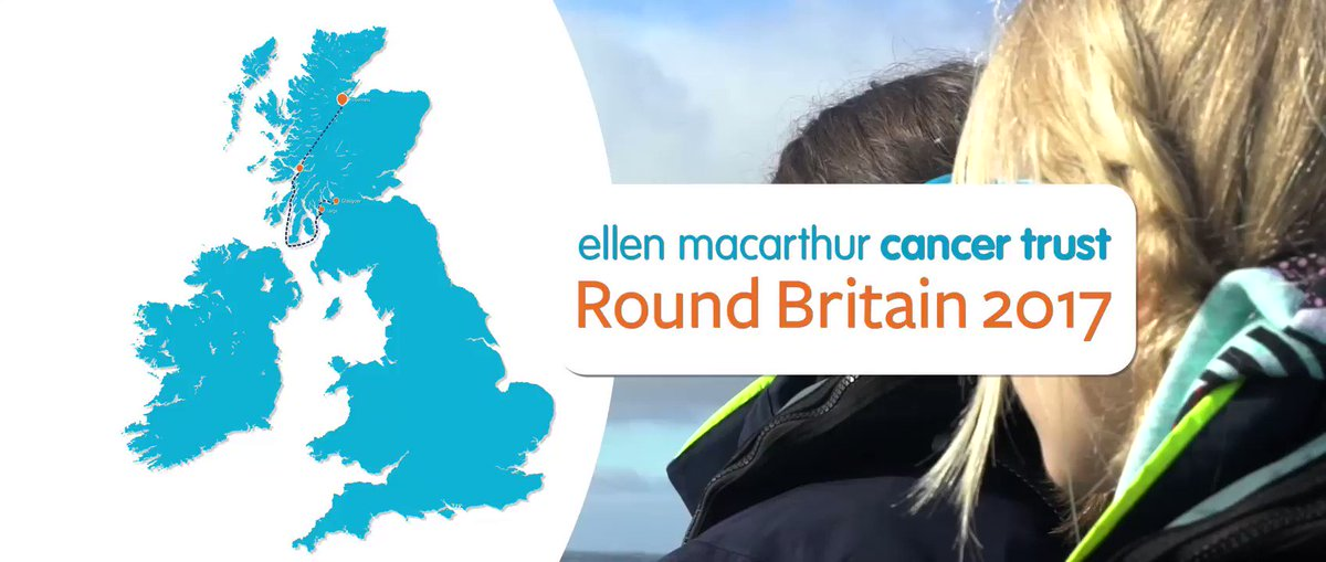 Rounding the South West corner of the #BritishIsles from #Falmouth to #Cardiff were Alisha, Sam, George & Abbie #RoundBritain2017
