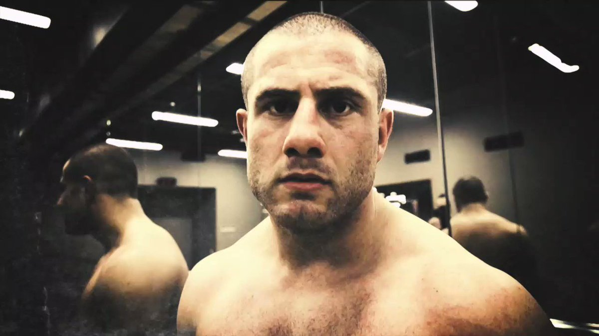 Who is @GokhanTheRebel?   Get to know the kickboxing legend before #UF...