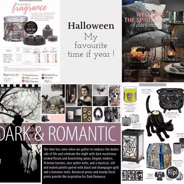 Pollie Partylite Consultant On Twitter Halloween Exclusive