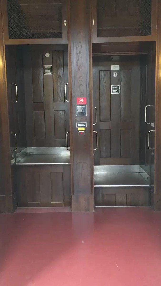 実際にこのエレベーターに乗ってみました https://t.co/deV8jx84UB
