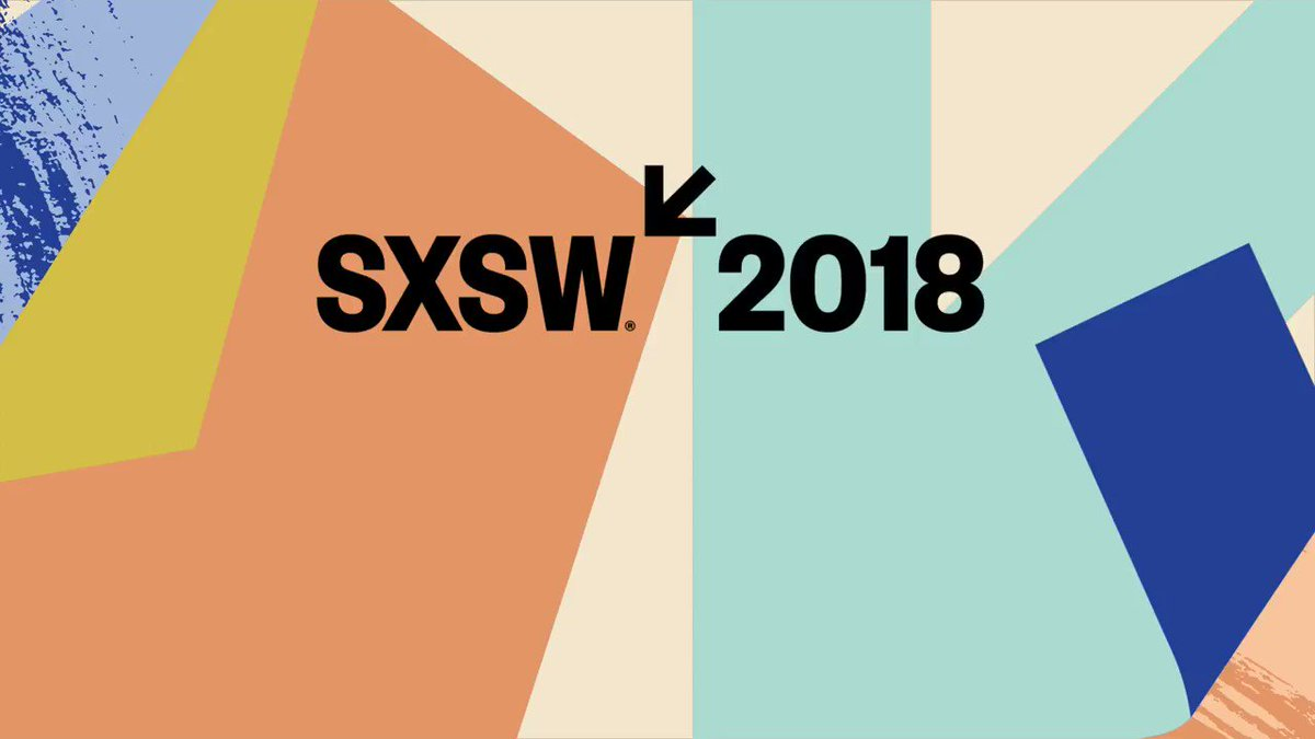 #SXSW dedicates itself to helping creative people achieve their goals. Join us March 9-18, 2018 in Austin, Texas. https://t.co/Qb4ushJyNT