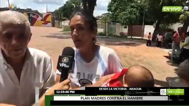 #VIDEO Madres en #Aragua se sienten angustiadas por no tener qué darle...