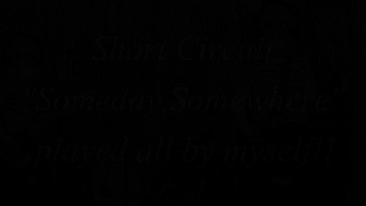 Short Circuit「someday,somewhere」をバンドスタイルで演奏してみた #演奏してみた#弾いてみた #叩いてみた #メロコア